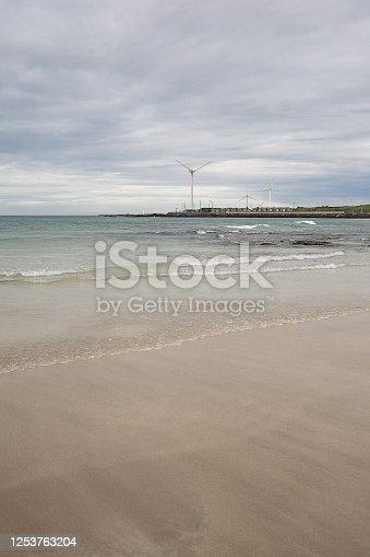 Beach scenery, 분위기 있는 바닷가