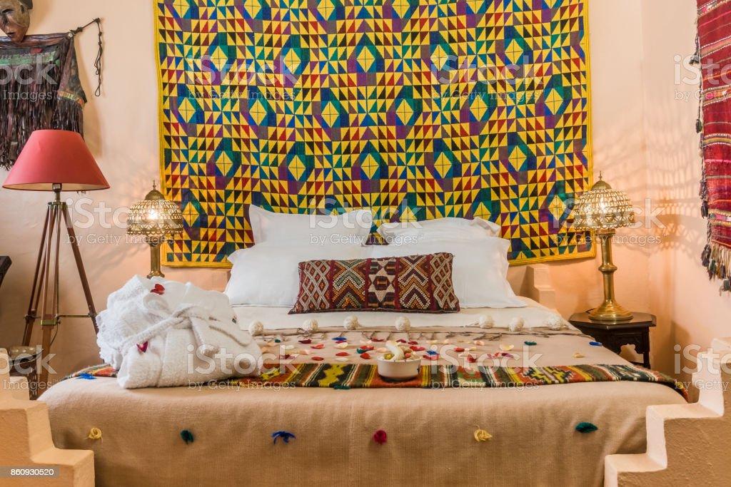 Romantische Schlafzimmer Stockfoto und mehr Bilder von Afrika - iStock