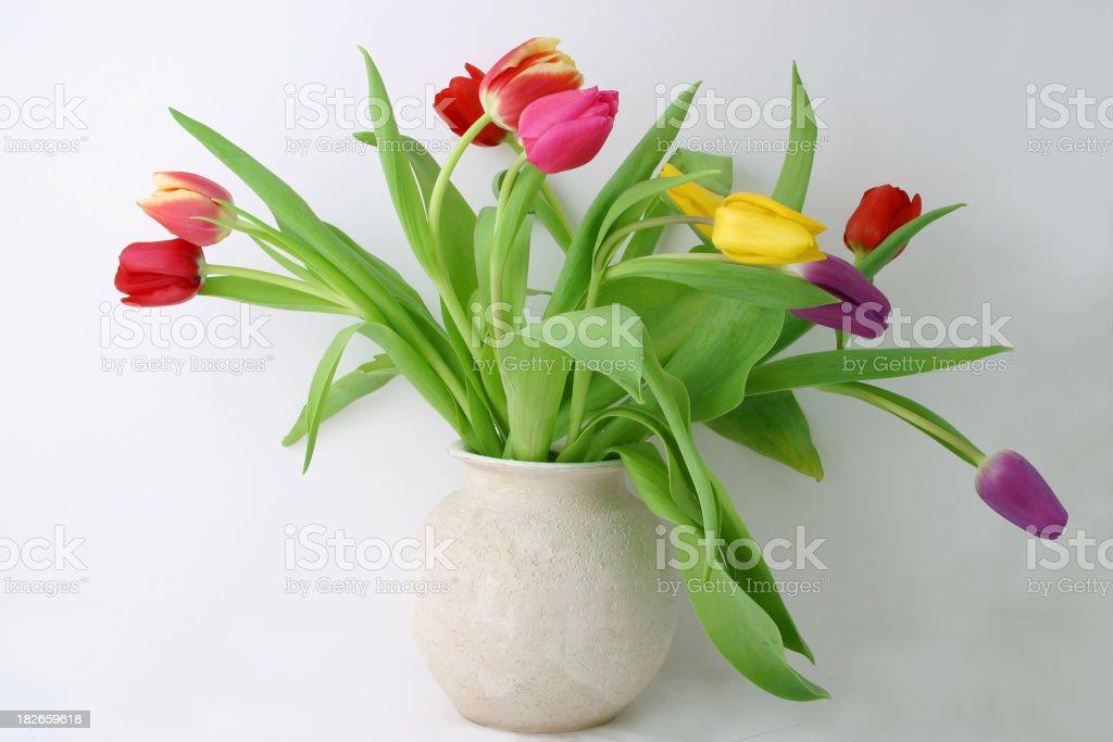 Romantic Bouquet royalty-free stock photo