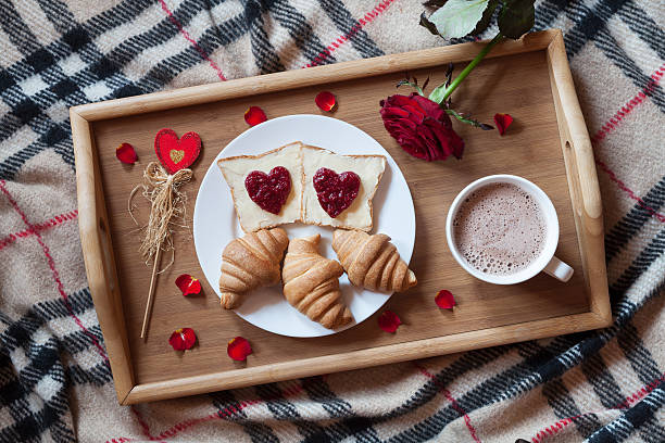 Romantic breakfast in bed for valentines day toasts with jam picture id507570546?b=1&k=6&m=507570546&s=612x612&w=0&h=dbusjbeumynmeayfucccdh4bjvli7krilrpd7lvt4hu=