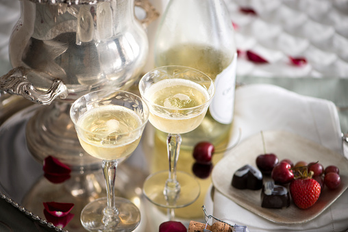Romantic Champagne for Two