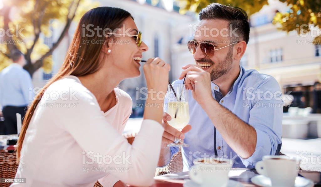 Zu zweit dating