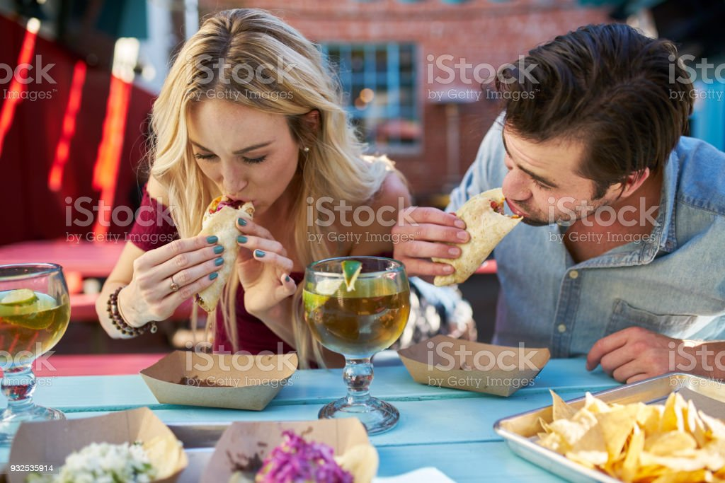 essen zu zweit