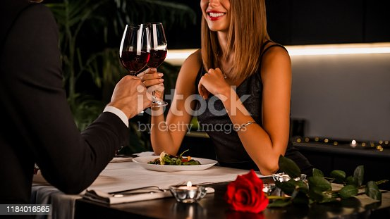 Couple, Romantic, Dinner, Togetherness, Holiday