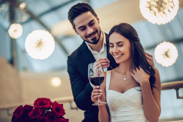 Romantic couple in restaurant picture id908333624?b=1&k=6&m=908333624&s=612x612&w=0&h=ub1uiatlwdtio7wuxawqgxuprex0josjcsw2unbwcbe=