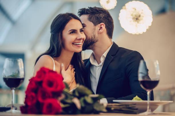 Romantic couple in restaurant picture id908336746?b=1&k=6&m=908336746&s=612x612&w=0&h= gmk0nwoumeookkbrffn5t tjf5oyq1jz 5w3suezzq=