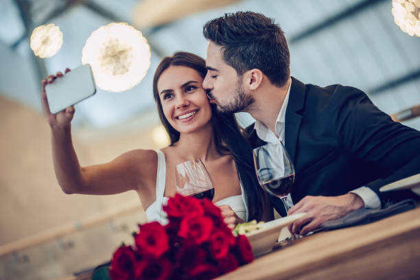 Romantic couple in restaurant picture id908556736?b=1&k=6&m=908556736&s=612x612&w=0&h=eq3deflschtoykszg38ly4 m5wptnpiavc aehdenfe=