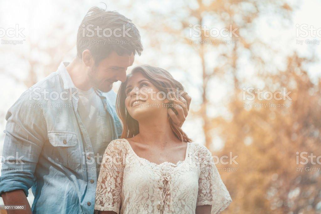 Romantik Çift - Royalty-free 32 dişini göstermek Stok görsel