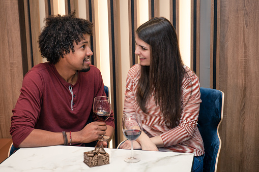 Romantic Date Stock Photo - Download Image Now