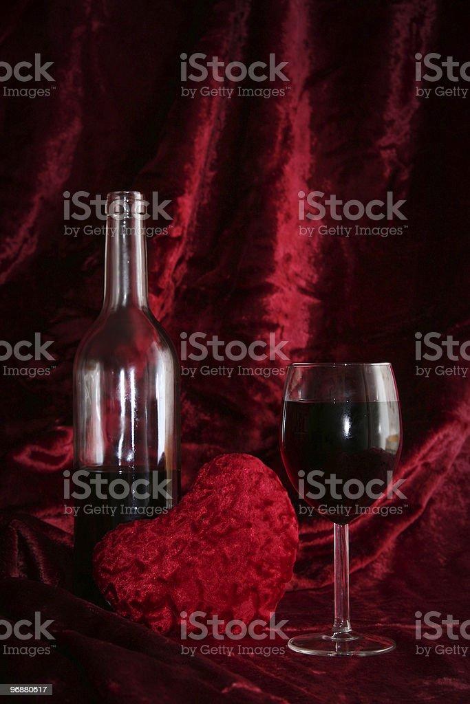 Romantischen Abend Lizenzfreies stock-foto