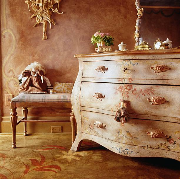 Romantische Innengestaltung – Foto
