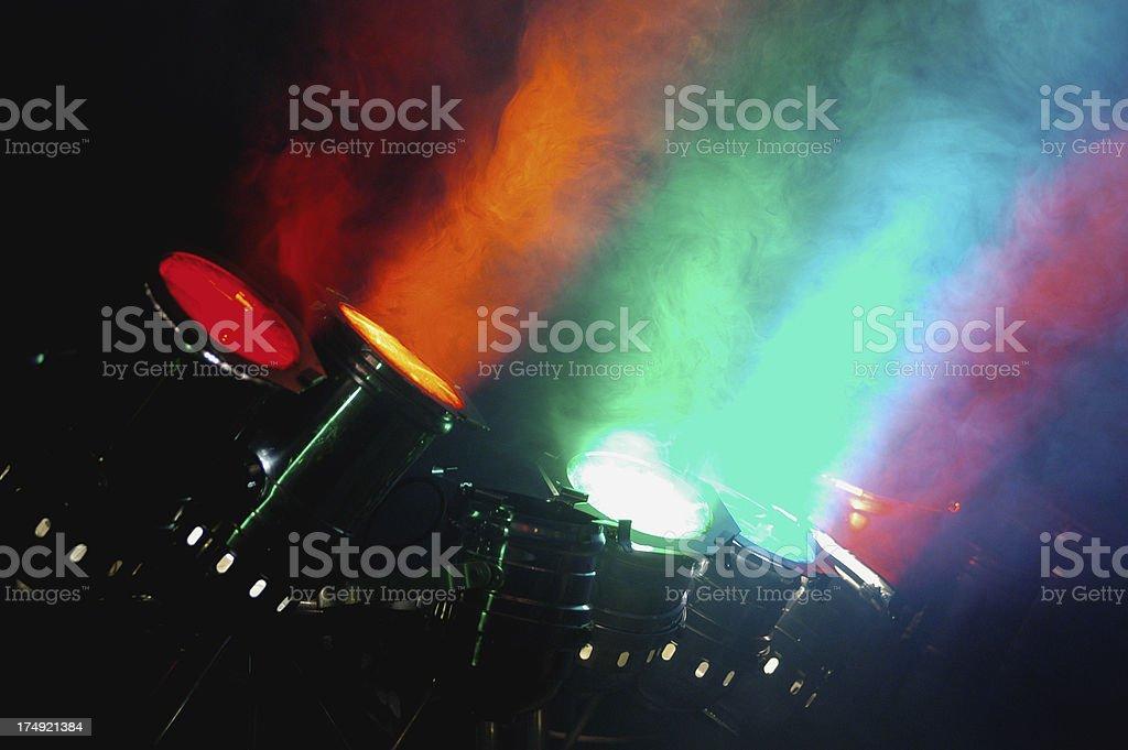 romantic light at the scene 03 stock photo