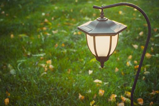 Romantic outdoor flashlight