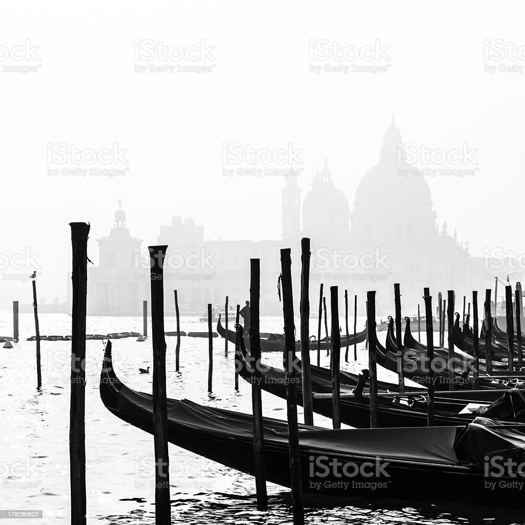 Romantic Venice, Italy royalty-free stock photo