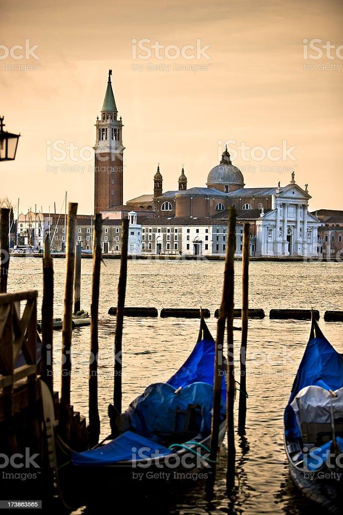 Romantic Venice royalty-free stock photo