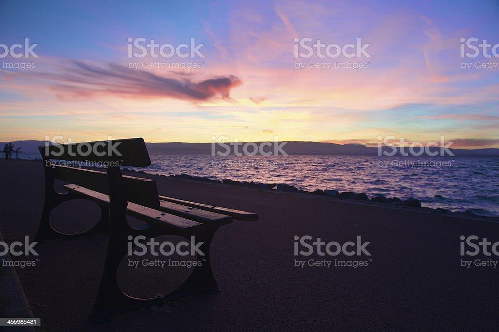 Romantic View royalty-free stock photo