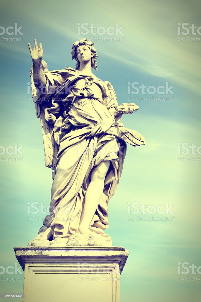 Rome art stock photo