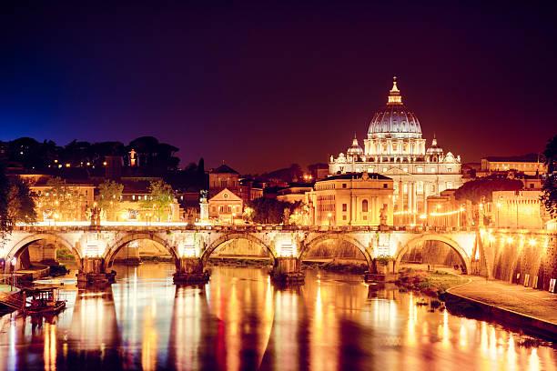 Rom bei Nacht – Foto