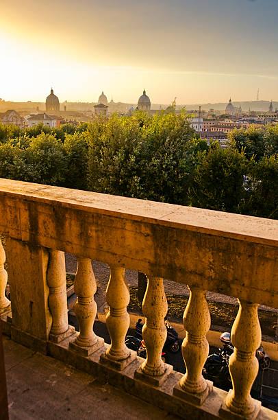 Rome au coucher du soleil - Photo