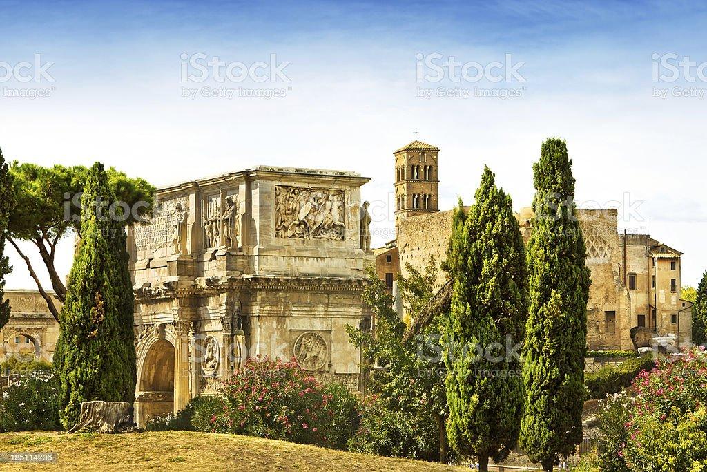 Roma, Itália - foto de acervo