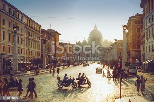 istock Rome, Italy 521818530