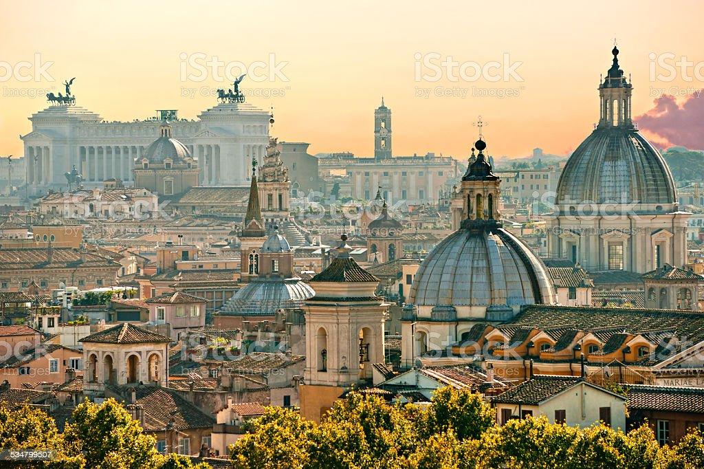Rome, Italy. stock photo