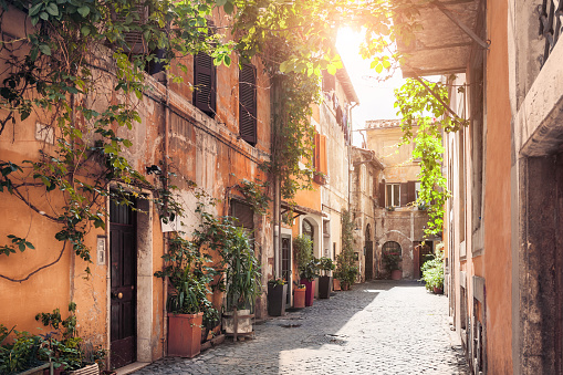 Rome Italy Stock Photo - Download Image Now