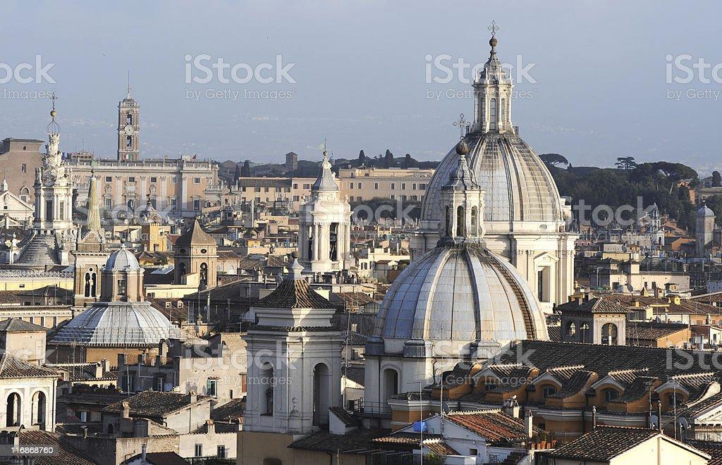 Rome royalty-free stock photo
