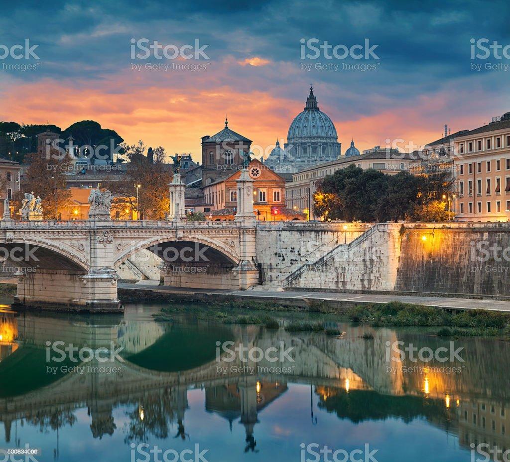 Rome. stock photo