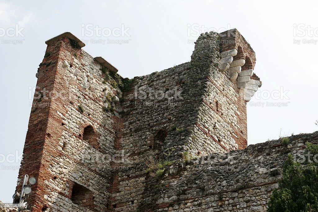 Romeo's Castle stock photo