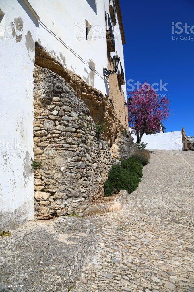 Ronda - Andalusia, Spain stock photo
