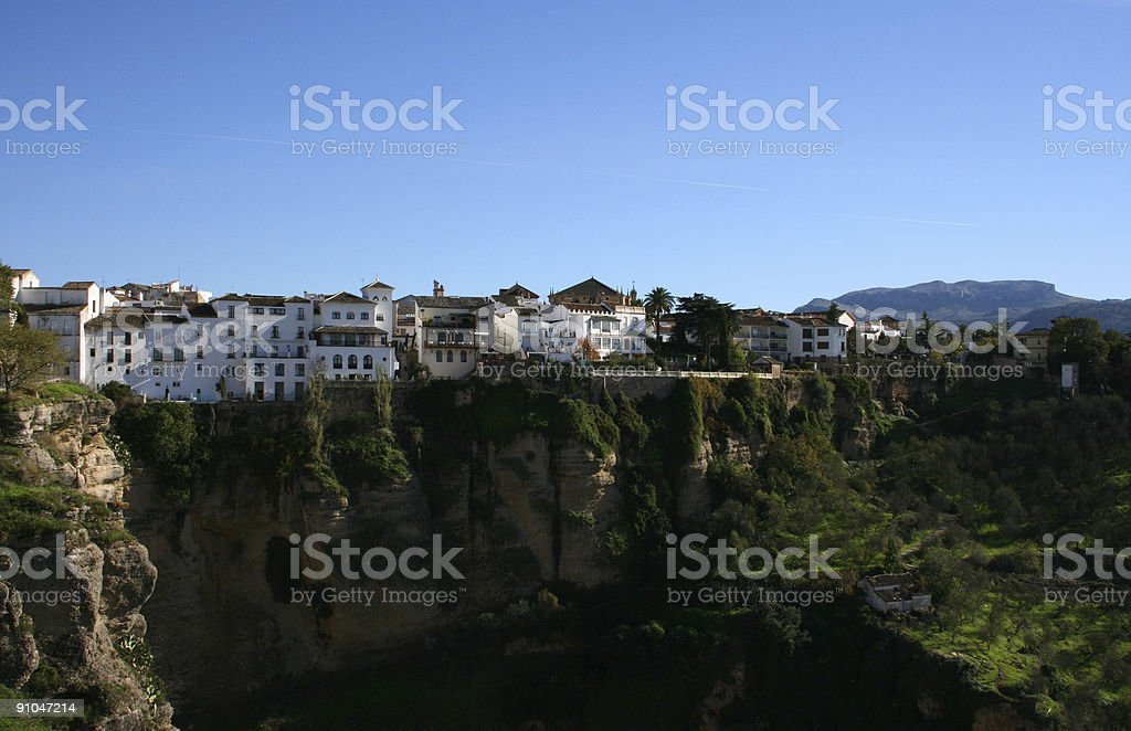 Ronda, Andalusia, Spain. royalty-free stock photo