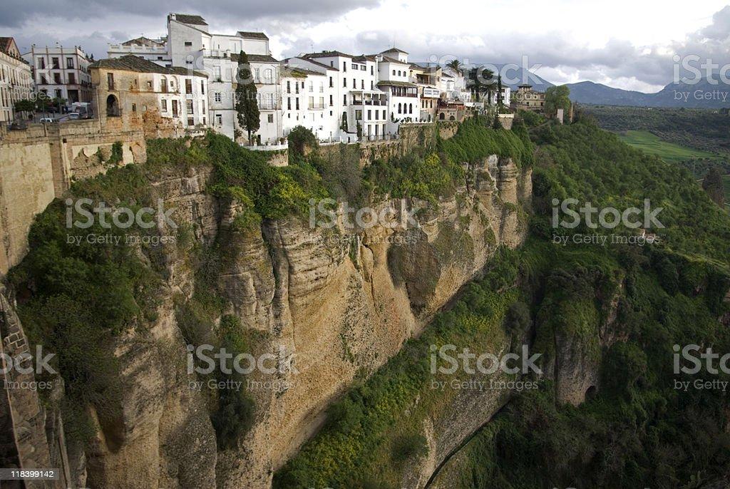 Ronda, (Spain). royalty-free stock photo