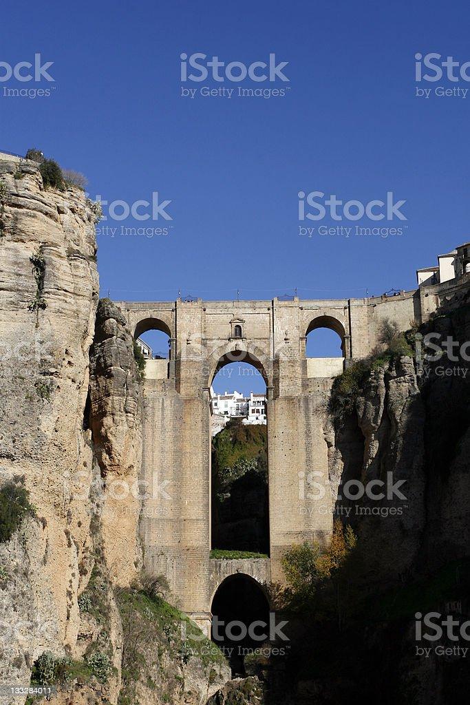 Ronda, Spain royalty-free stock photo