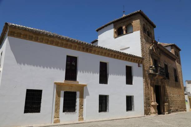ronda the mondragón palace - pejft stock photos and pictures