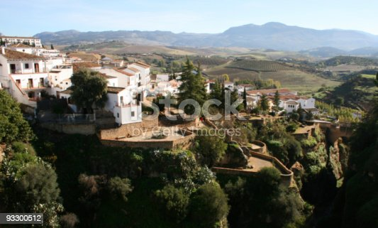 Ronda village. Andalucia, Spain.