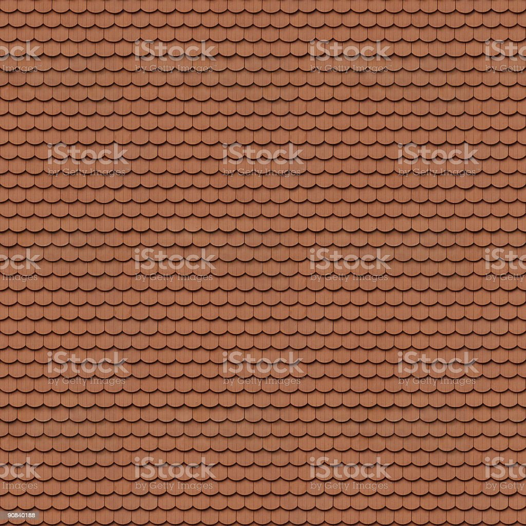 Roof 1, seamless stock photo