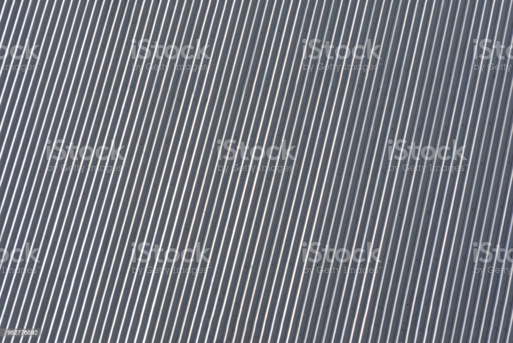 roof cover textured metal roofing diagonal linear striped shiny building corrugated texture under the sun - Metal Roof Texture