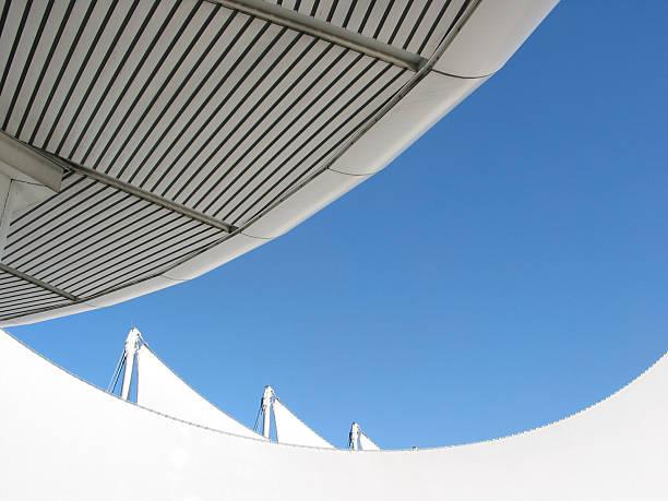 Roof Detail, Blue Sky