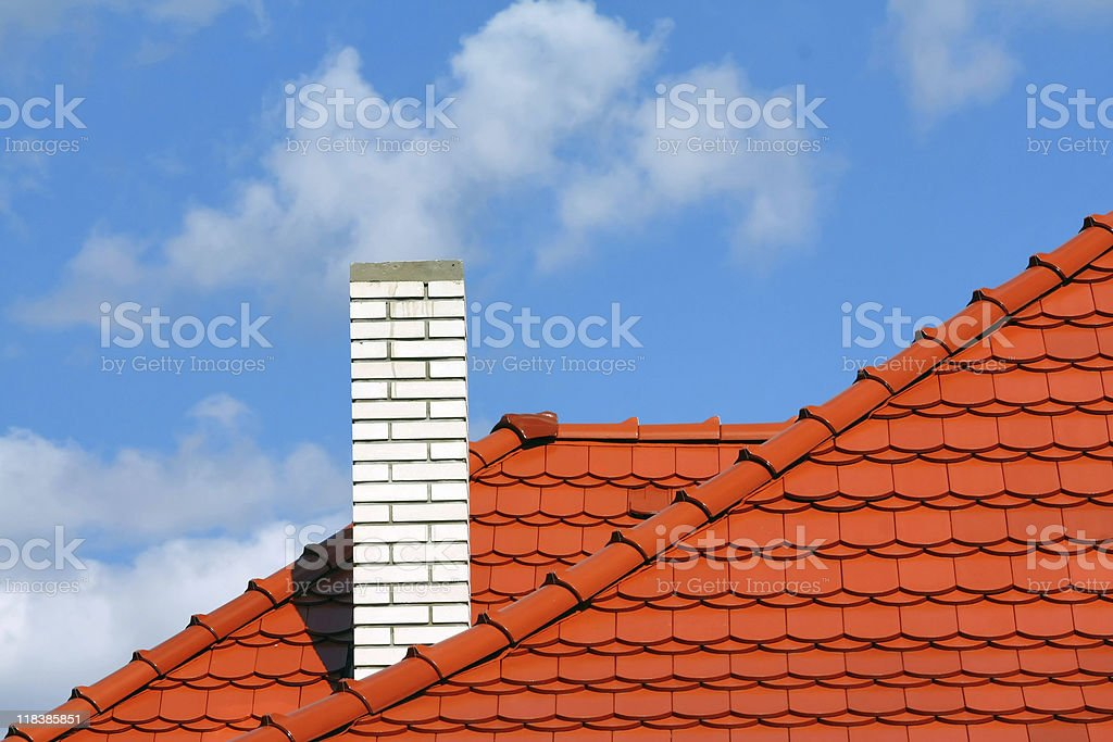 roof detail royalty-free stock photo