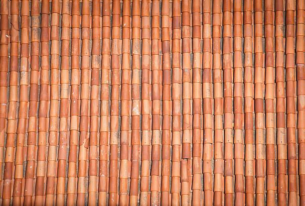 Dach-Muster – Foto
