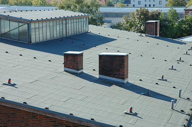 지붕 스톡 사진