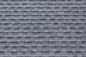 Roof shingles background and texture
