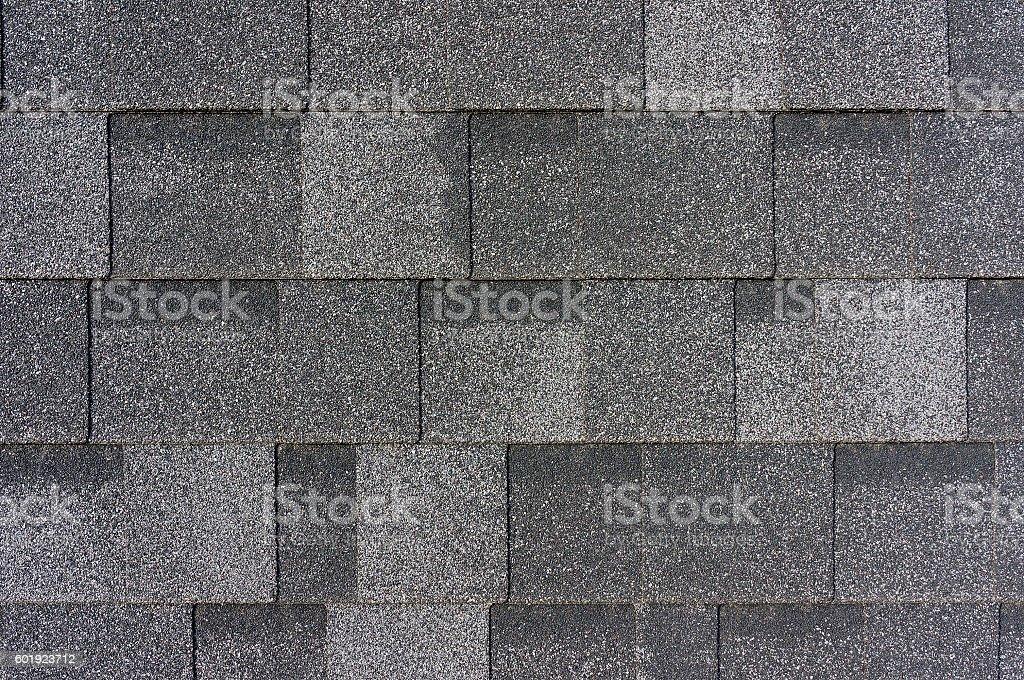 Roof tiles texture stock photo