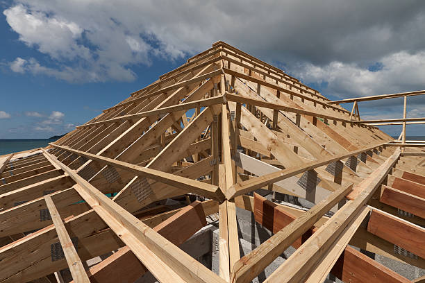 Best Roof Truss Stock Photos Pictures Amp Royalty Free