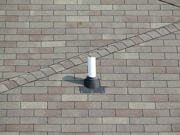 pvc roof vent - composition stock pictures, royalty-free photos & images