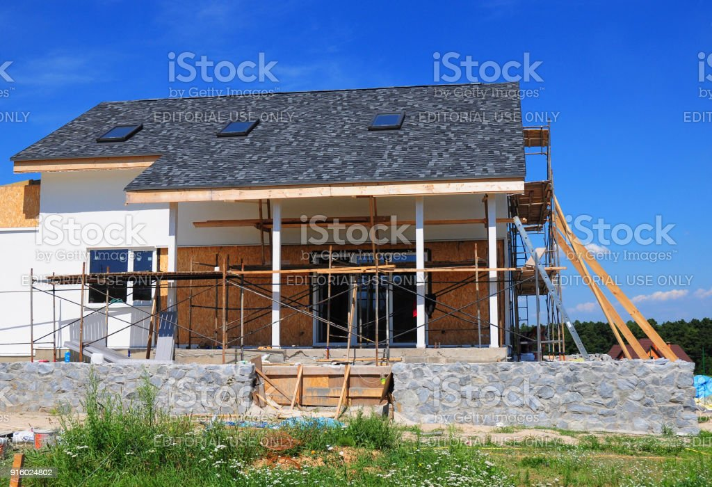 Construcción De Techos Construcción De Casas Con Techo De