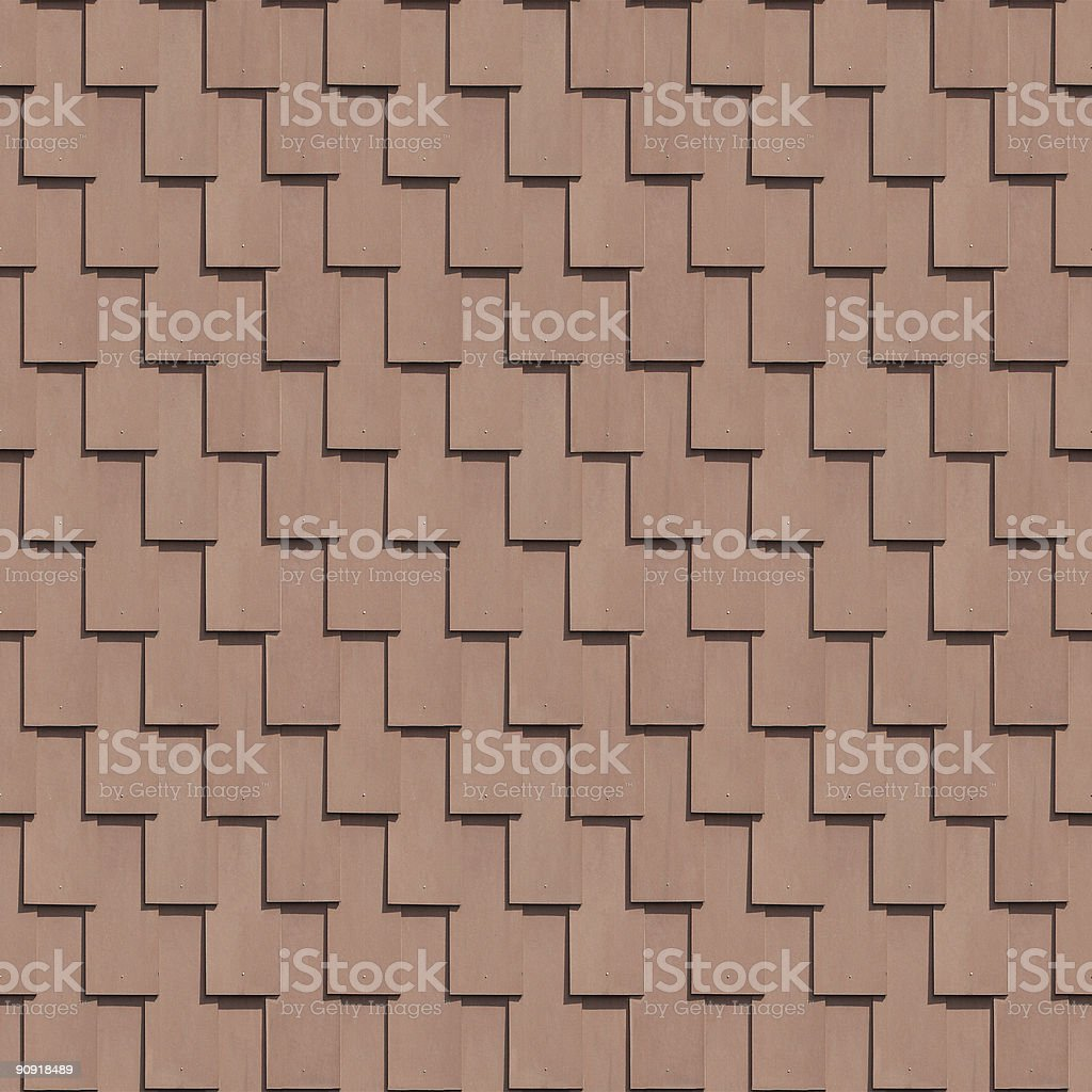 Roofing Material, seamless royalty-free stock photo