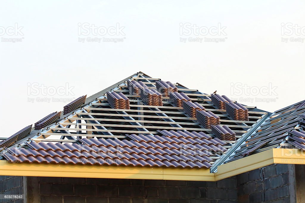 Roofing Tiles Stock Photo Download Image Now Istock