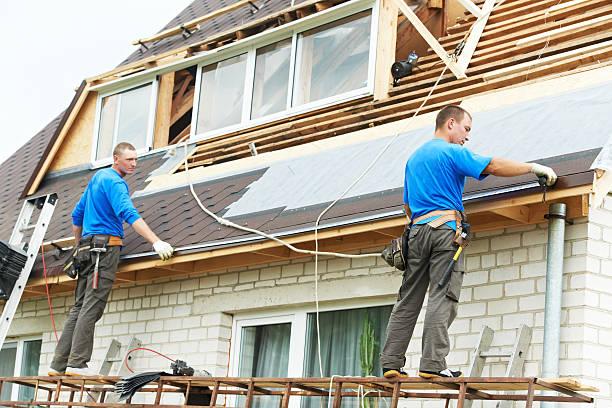 Überdachung mit flex Dach – Foto